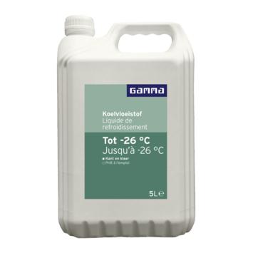Liquide de refroidissement GAMMA 5 L