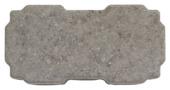 Betonklinker grijs waterdoorlaatbaar 22x11x8 cm