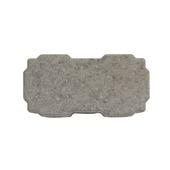 Betonklinker grijs waterdoorlaatbaar 22x11x10 cm
