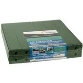 Aquaplan dak draintegel 50x50cm groen 4 stuks