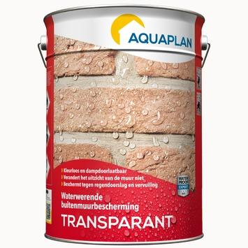 Aquaplan Transparant waterafstotende muurcoating 4 L