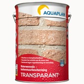 Aquaplan Transparant waterafstotende muurcoating 4 L