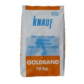 Plâtre Knauf goldband 10 kg