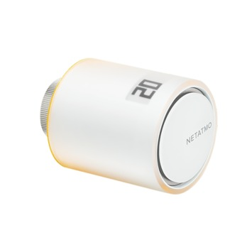 Vanne connectée additionnelle radiateur Netatmo