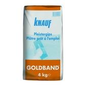 Plâtre Knauf goldband 4 kg