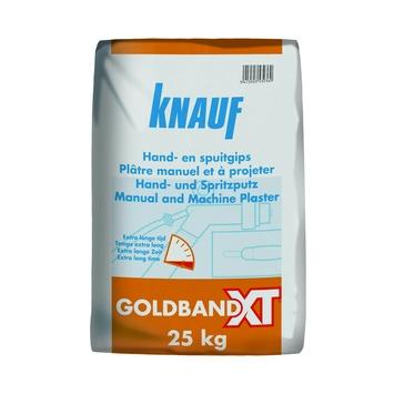 Knauf goldband XT hand- en spuitgips 25 kg