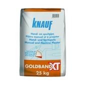 Plâtre manuel et à projeter Knauf Goldband XT 25 kg