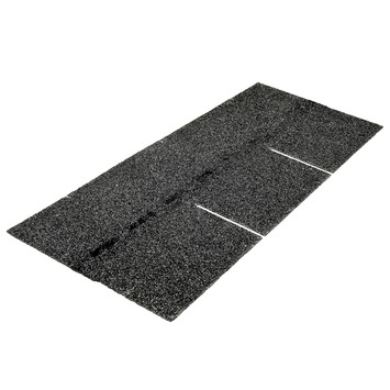 Aquaplan easyshingle 2m² standard zwart