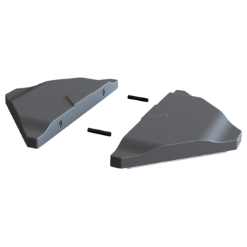 Parasolvoet Kunststof Antraciet Vulbaar - 20 kg