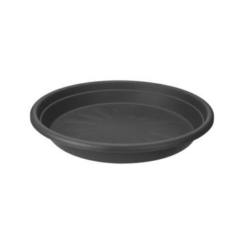 Soucoupe ronde Elho 25 cm anthracite
