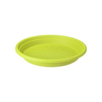 Soucoupe ronde Elho 21 cm vert limon