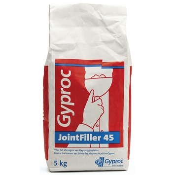 Gyproc JointFiller 45 voegproduct 5 kg