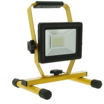 Projecteur LED intégrée sur pied Profile 20 W 1200 Lm cordon 1,8 m