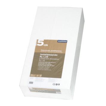 Panneau en polystyrène GAMMA 100x50x5 cm 5 pièces