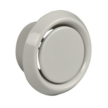 Vanne d'aération IVC Air 100 mm blanc