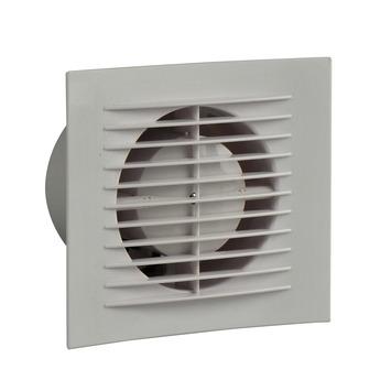 IVC Air Design inbouwventilator 100mm wit | Airco\'s & ventilatoren ...