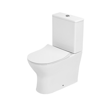 Atlantic Newport wc-pack uitgang H zonder spoelrand back to wall