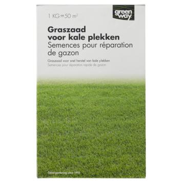 Semences pour réparation de gazon Greenway 1 kg