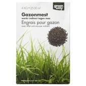 Greenway moswerende gazonmest 4 kg