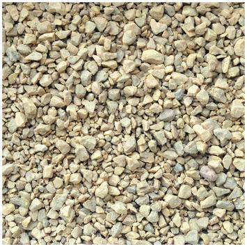 Split Grind Dolomiet Marble  5-11 mm - 40 Zakken á 25 kg