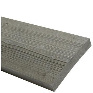 Bois de récupération sapin gris 32x200 mm 250 cm