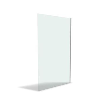 Aurlane Parma 2 douchewand transparant 200x120 cm