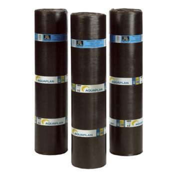 Aquaplan dakbedekking polyester ar-mec 10x1m zwart