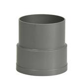 Martens verbindingsstuk 80mm grijs