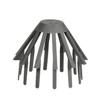 Boule crépine Martens 60 mm gris