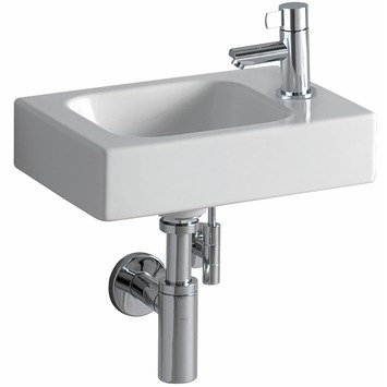 Lave-mains Sphinx 345 gauche blanc
