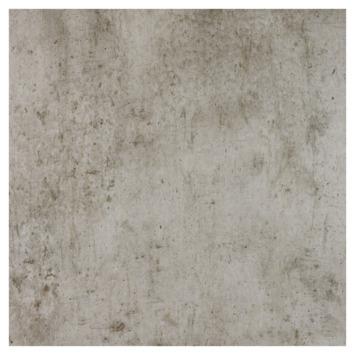 Dumawall + kunststof wandtegel 37,5x65 cm 1,95 m² donker cement