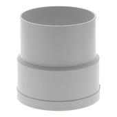 Mof 80mm 1xlm rwa grijs