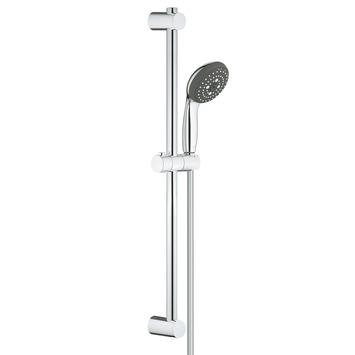 Ensemble de douche Vitalio Start Grohe 3 positions de jet chromé