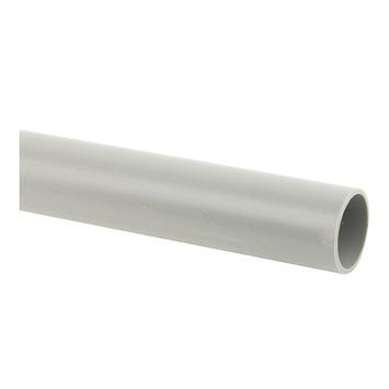 Tuyau 32 mm x 1 m 1,8 mm gris