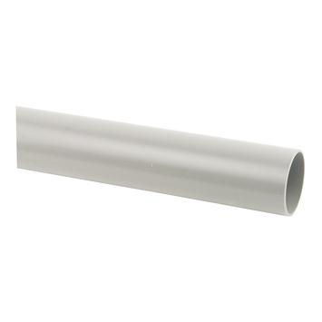 Tuyau 50 mm x 1 m 1,8 mm gris