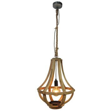 Brilliant hanglamp Merwede eik