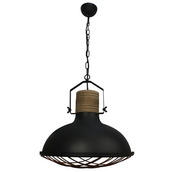 Brilliant hanglamp Emma zwart