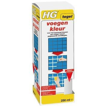 HG Colorant de joint blanc 250 ml
