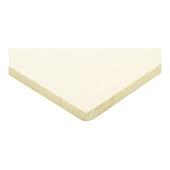 Isolatieplaat XPS 125x60x2 cm 0,75 m² R=0,55 polystyreen