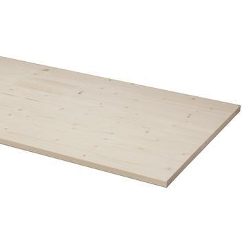 Panneau de charpenterie en sapin 18 mm 200x50 cmm