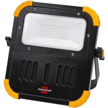 Brennenstuhl LED accu werklamp 20W incl. Bluetooth speaker IP54