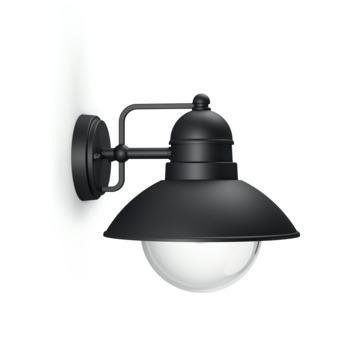 Applique extérieure Hoverfly Philips myGarden noir
