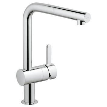 robinet de cuisine avec mousseur extensible flair grohe robinets cuisine. Black Bedroom Furniture Sets. Home Design Ideas