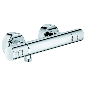 Robinet thermostatique de douche Precision Joy Grohe chromé