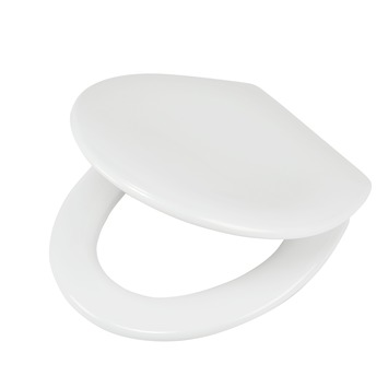 Tiger Ventura wc-bril met softclose wit