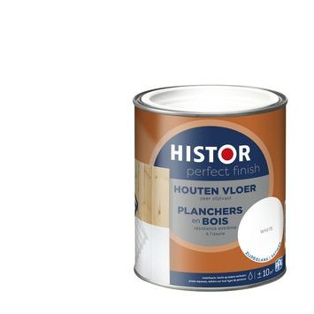 Histor Perfect finish houten vloer zijdeglans 750 ml white