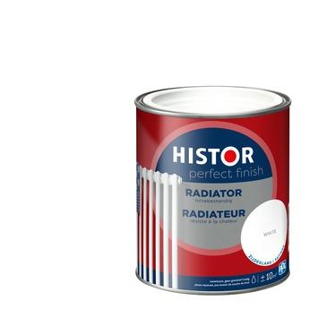 Histor Perfect finish radiator zijdeglans 750 ml white