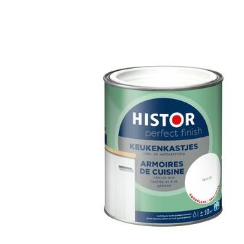 Histor Perfect finish keukenkast hoogglans 750 ml white