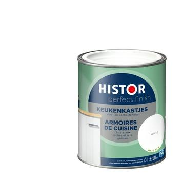 Histor Perfect finish keukenkast mat 750 ml white