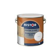 Histor Perfect finish houten vloer zijdeglans 2,5 L white